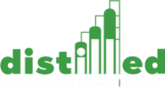 Distilled Communications Logo